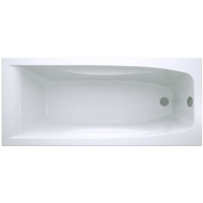 Ванна акриловая, 180х80 см, Edifice, IDDIS, EDI1880i91