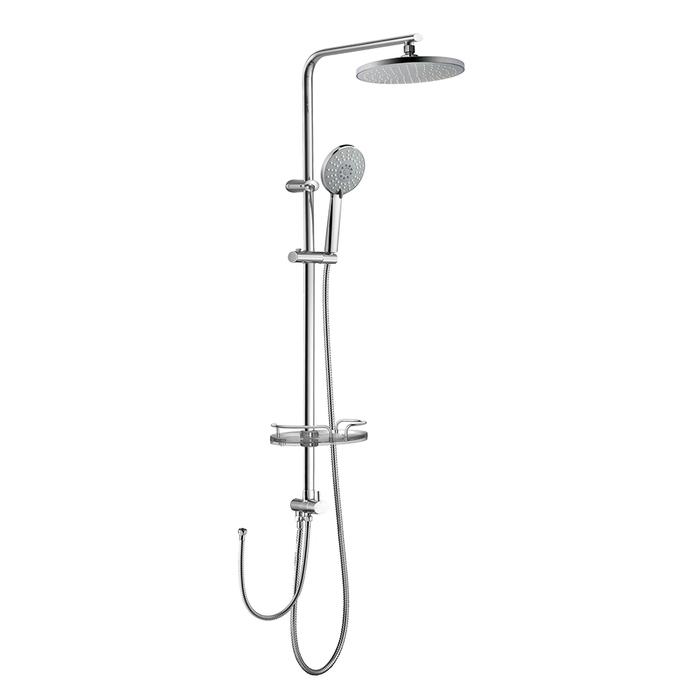 Душевой гарнитур с верхней лейкой, Elansa shower, IDDIS, ELASB3FI76
