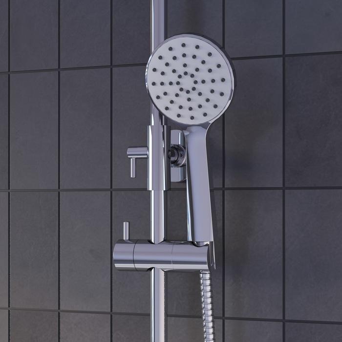 Смеситель с верхним душем, Joker, IDDIS, JOKSB1Fi06
