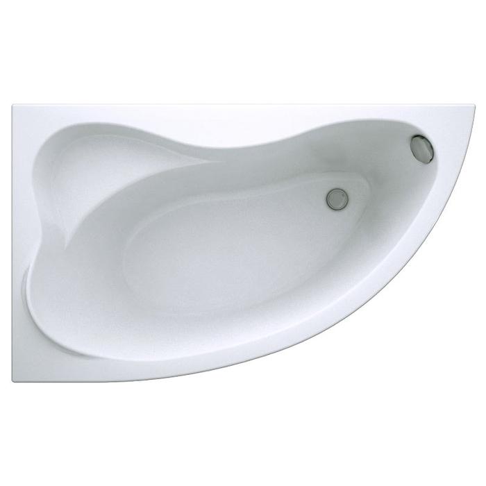 Ванна акриловая, 150х90 см, левая,  Male, IDDIS, MAL159Li91