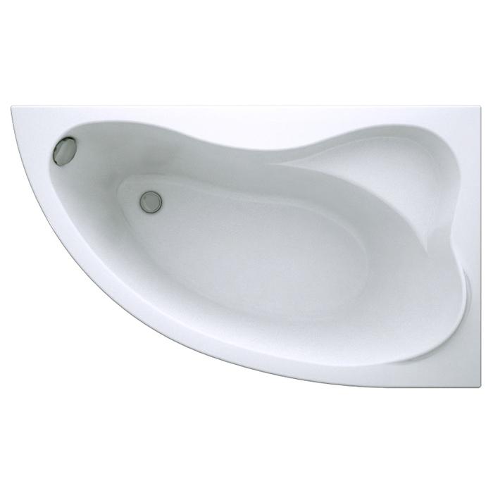 Ванна акриловая, 150х90 см, правая,  Male, IDDIS, MAL159Ri91