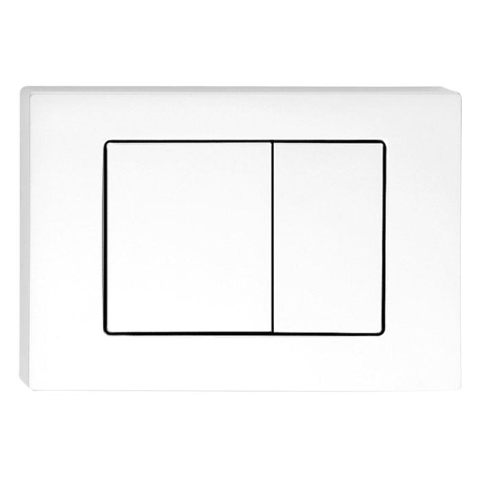 Клавиша смыва, матовый белый, Neofix, 032, IDDIS, NEO32MWI77