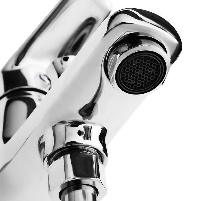 Смеситель для ванны, Niagara, Milardo, NIASB00M02