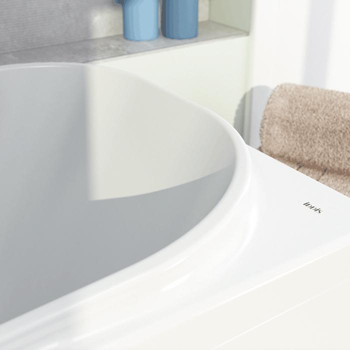 Ванна акриловая, 150х70 см, Pond, IDDIS, NPON157i91
