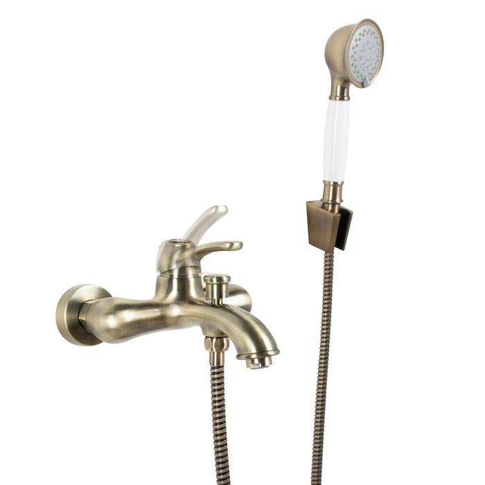 Смеситель для ванны, Oldie, IDDIS, OLDBR00i02