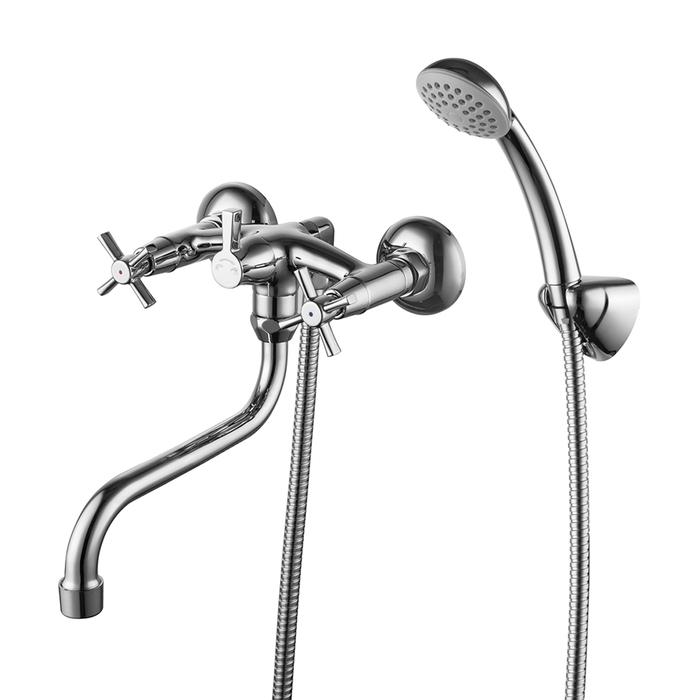 Смеситель для ванны, Ontario, ONTSBC0M02, Milardo