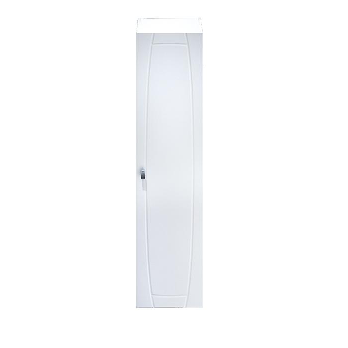 Пенал для ванной комнаты, подвесной, белый, 36 см, Rise, IDDIS, RIS36W0i97