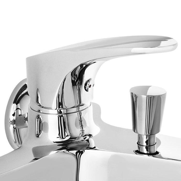 Смеситель для ванны, Solomon, Milardo, SOLSB00M02