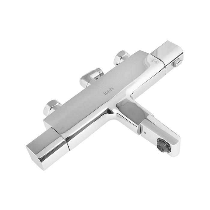 Универсальный смеситель для ванны с термостатом, Uniterm, IDDIS, TLMSBS0i74