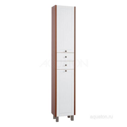Шкаф - колонна Aquaton Альпина 35 венге 1A135003AL500