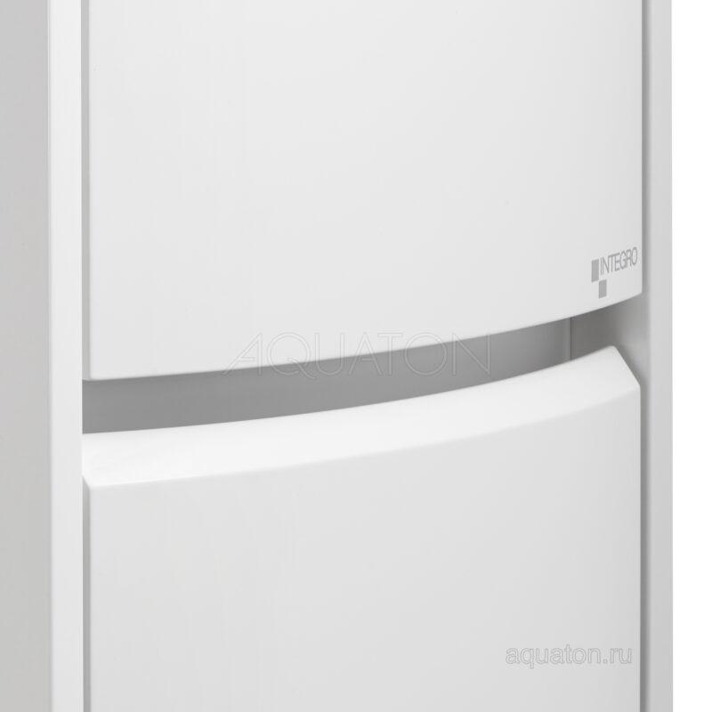 Шкаф - колонна Aquaton Астера правый белый 1A195403AS01R