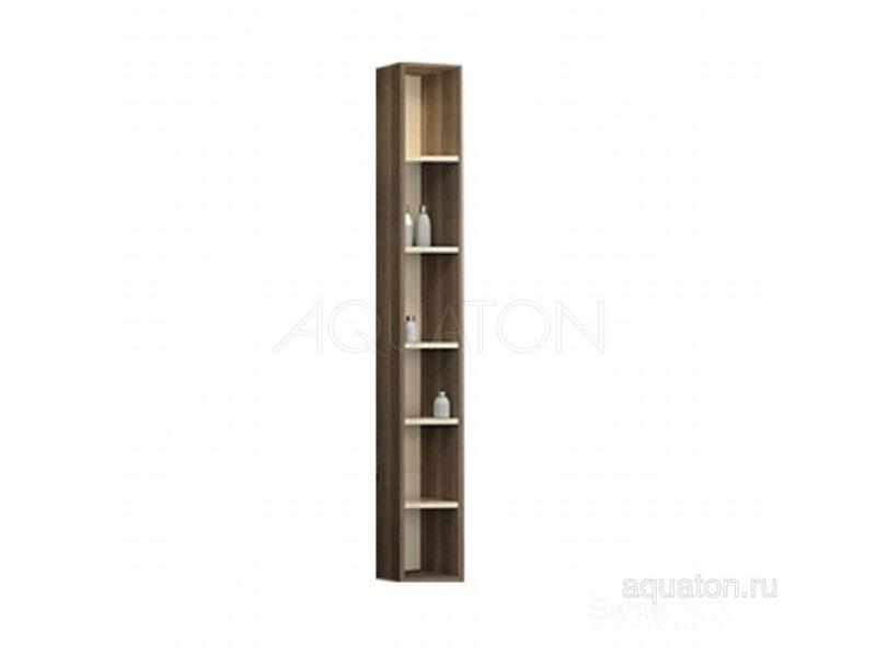 Шкаф - колонна Aquaton Йорк джарра открытая 1A171103YOB80