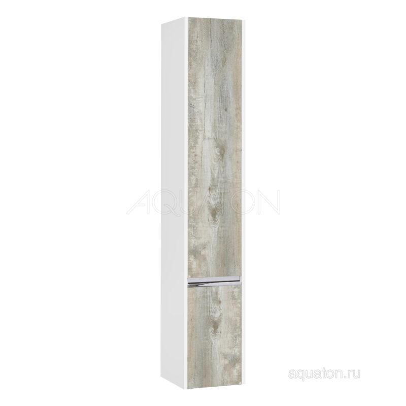 Шкаф - колонна Aquaton Капри правый бетон пайн 1A230503KPDAR
