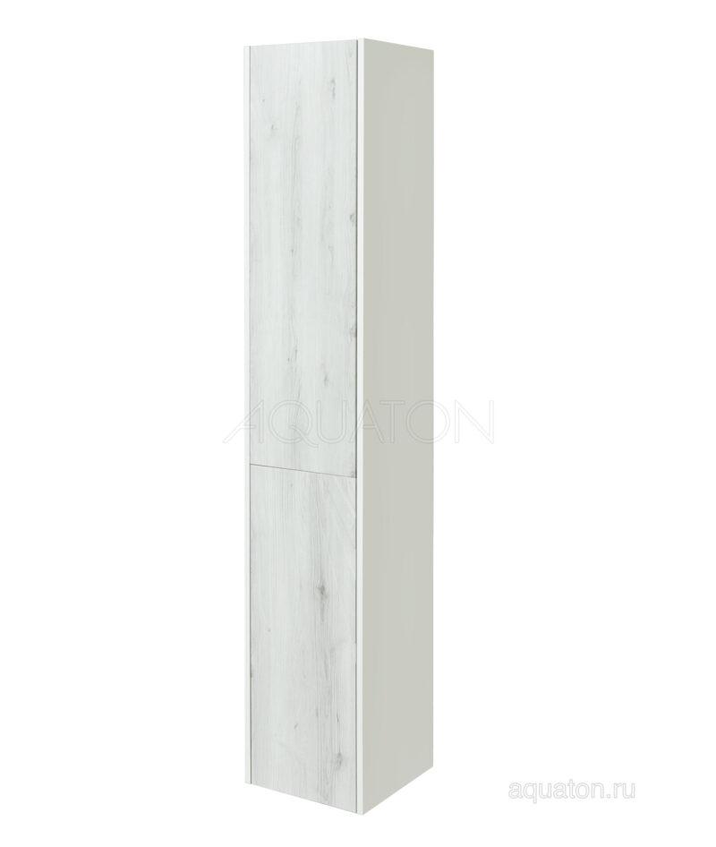 Шкаф - колонна Aquaton Сакура правая ольха наварра