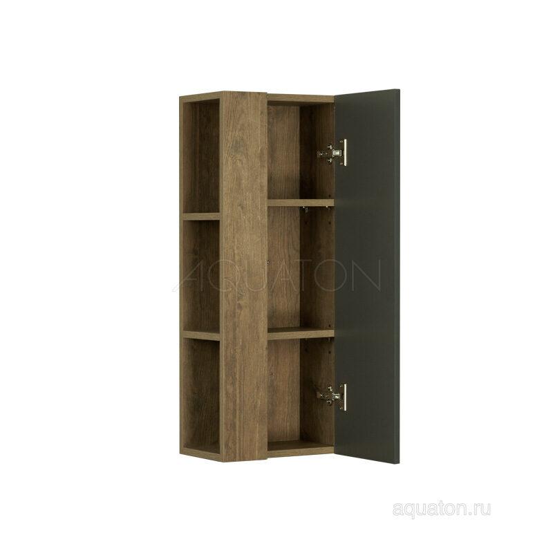 Шкаф - колонна Aquaton Терра 1-створчатый дуб кантри