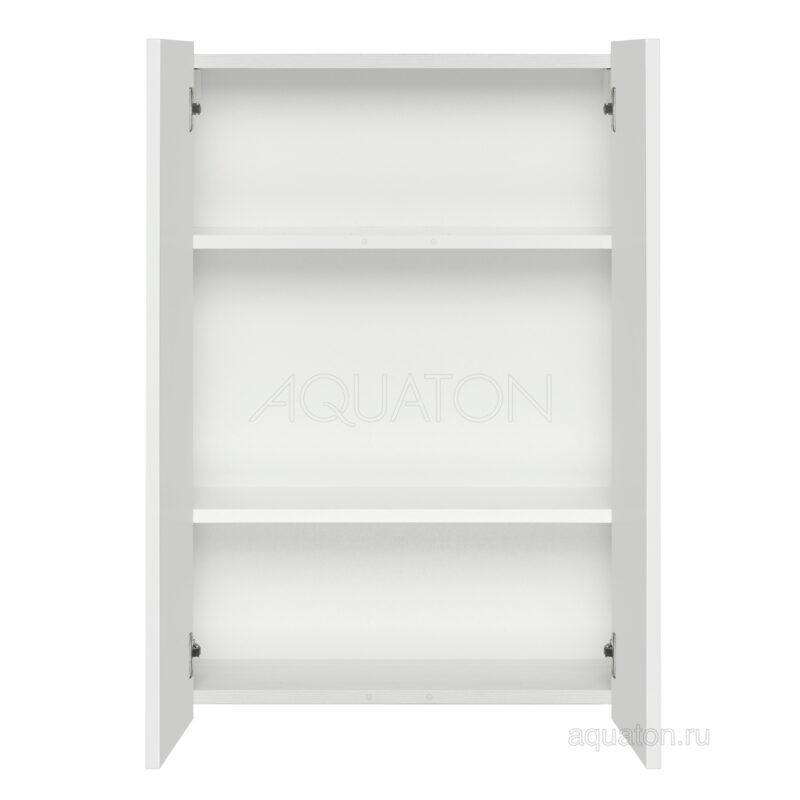 Шкафчик Aquaton Йорк двустворчатый белый