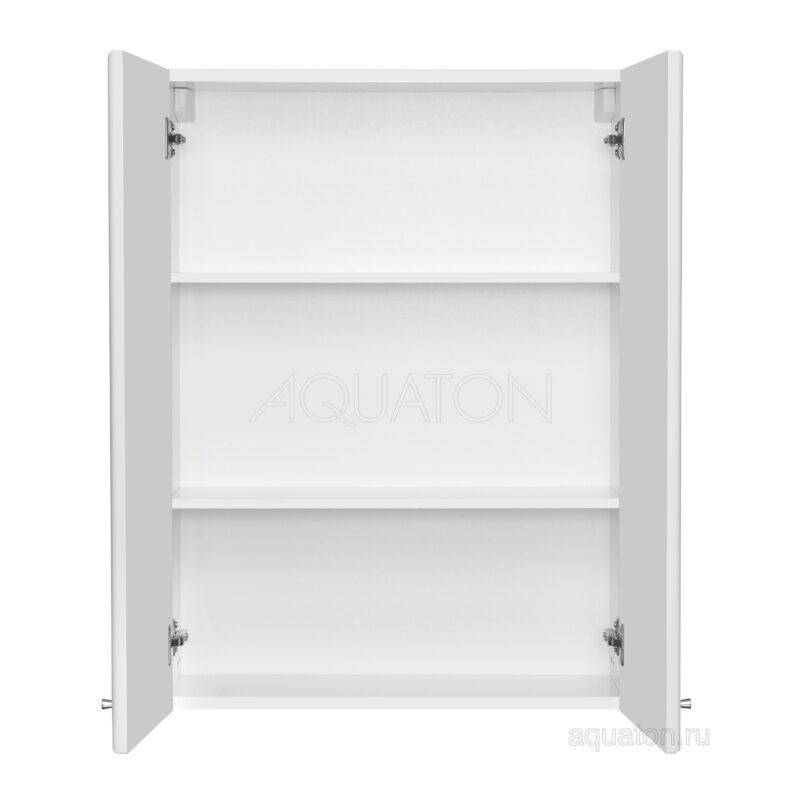 Шкафчик Aquaton Минима двустворчатый белый 1A001703MN010