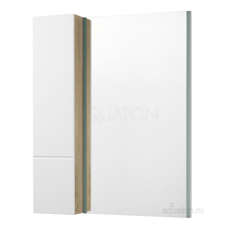 Шкафчик Aquaton модуль Мишель 23 дуб эндгрейн