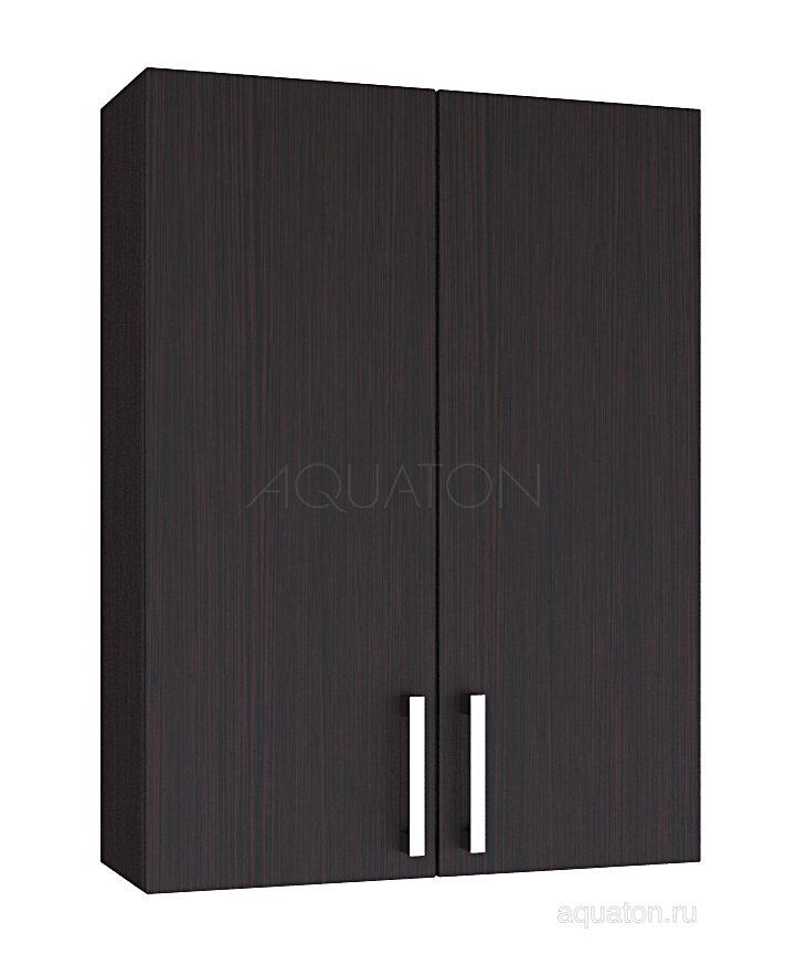 Шкафчик Aquaton Поль двустворчатый венге 1A208403PF500