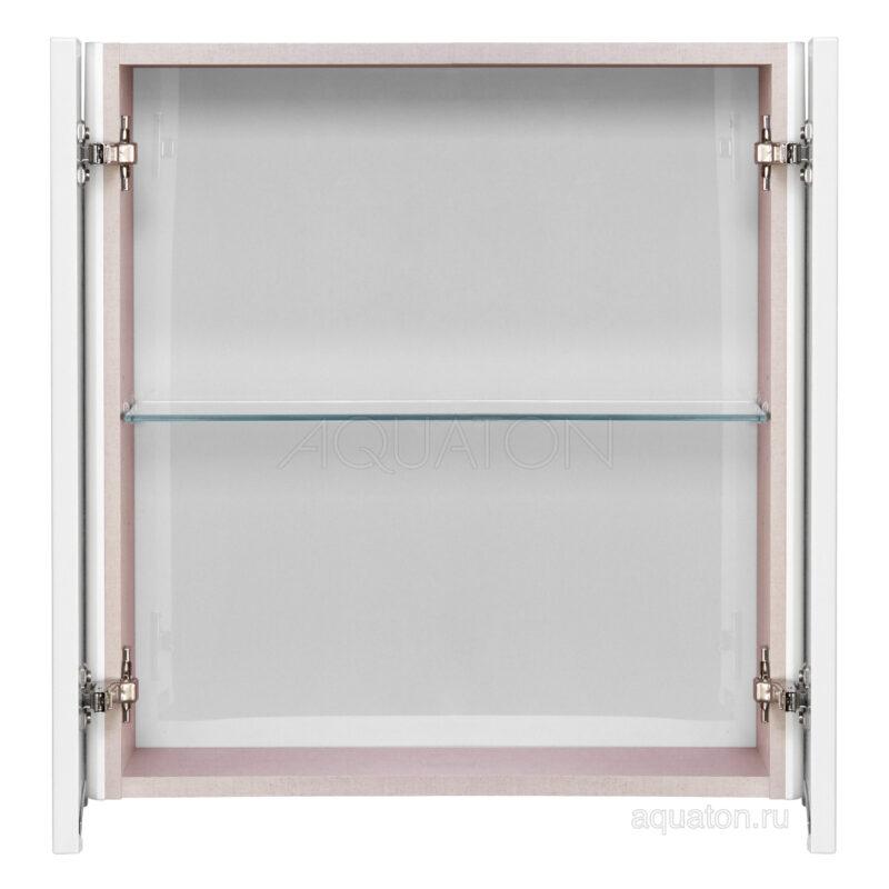 Шкафчик Aquaton Шерилл двухстворчатый белый 1A206603SH010