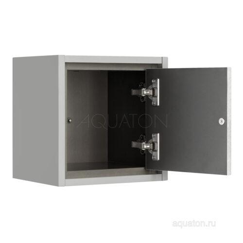 Шкафчик Aquaton Уэльс темный шоколад 1A209703WAC30
