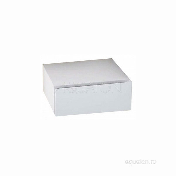 Тумба под раковину Aquaton Интегро 60 белая