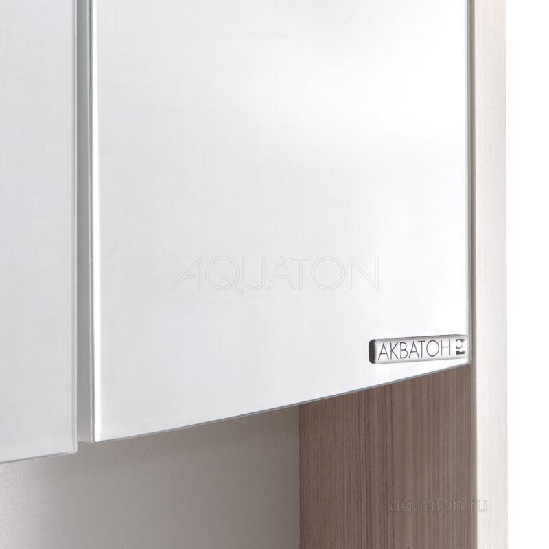 Зеркальный шкаф Aquaton Инфинити 65 ясень коимбра 1A197002IFSC0