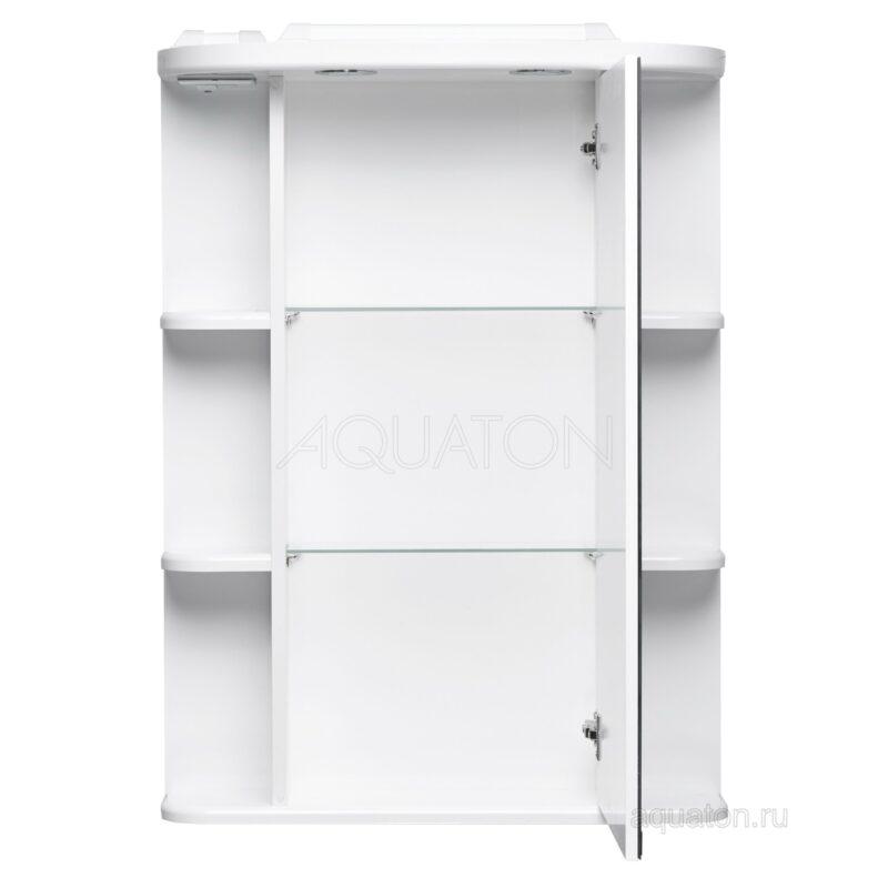 Зеркальный шкаф Aquaton Кристалл правый 1A000102KS01R