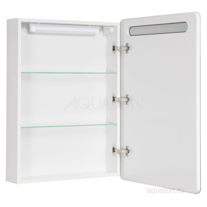 Зеркальный шкаф Aquaton Америна 60 правый белый 1A135302AM01R