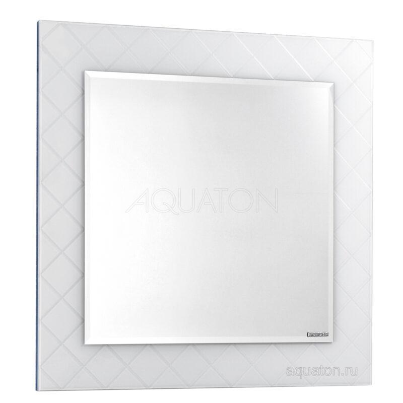 Зеркало Aquaton Венеция 90 белое 1A155702VNL10