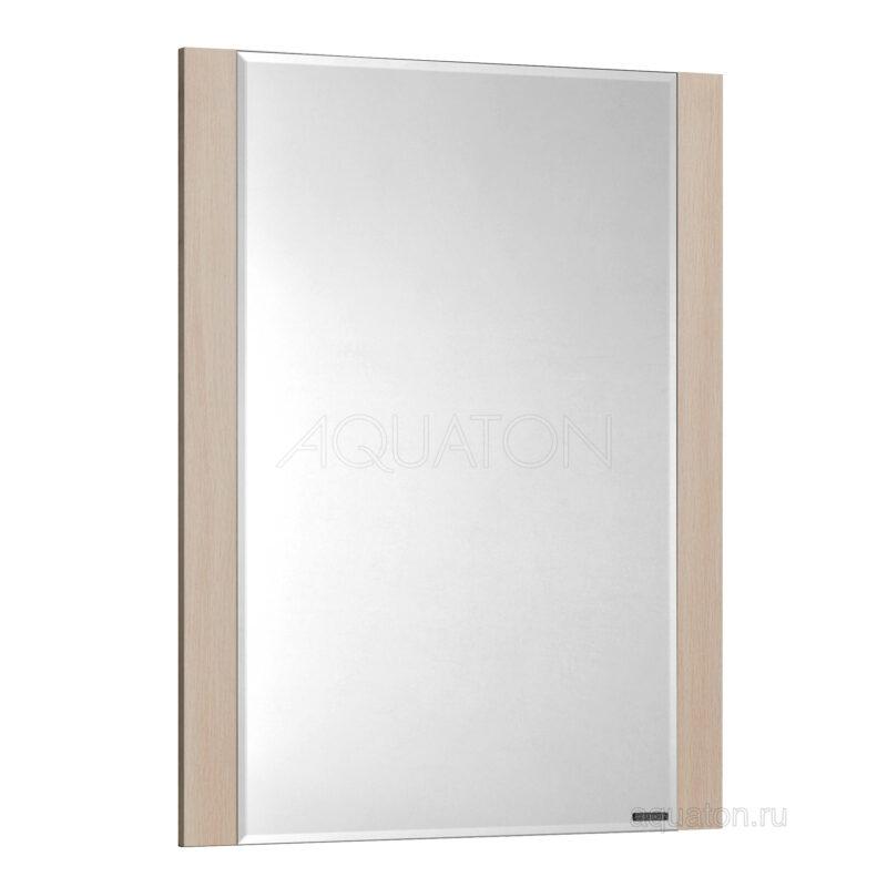 Зеркало Aquaton Альпина 65 дуб молочный 1A133502AL530