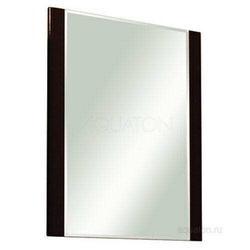 Зеркало Aquaton Ария 65 темно-коричневое 1A133702AA430