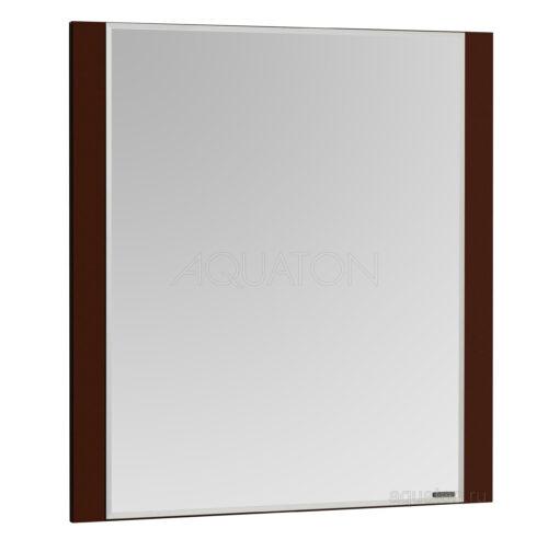 Зеркало Aquaton Ария 80 темно-коричневое 1A141902AA430