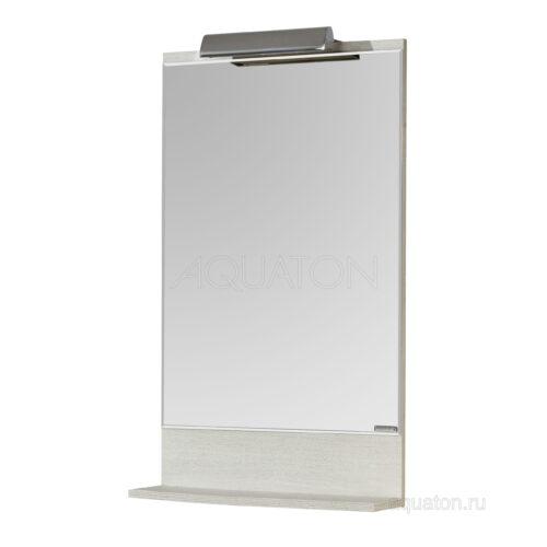 Зеркало Aquaton Бекка PRO 50 дуб сомерсет 1A214202BAC20