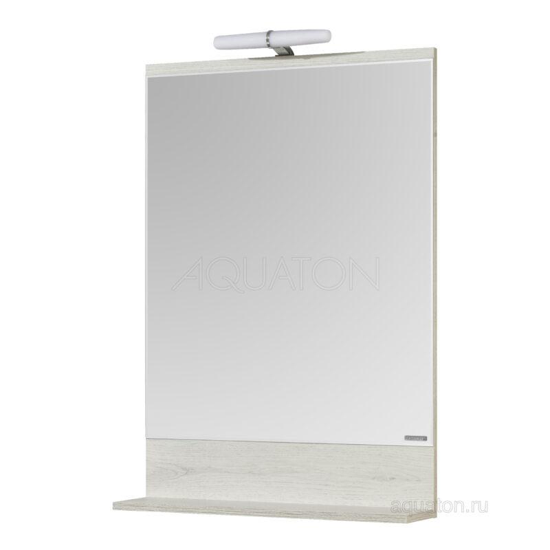 Зеркало Aquaton Бекка PRO 60 дуб сомерсет 1A214302BAC20