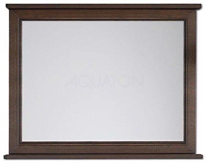 Зеркало Aquaton Идель 105 дуб шоколадный 1A197902IDM80