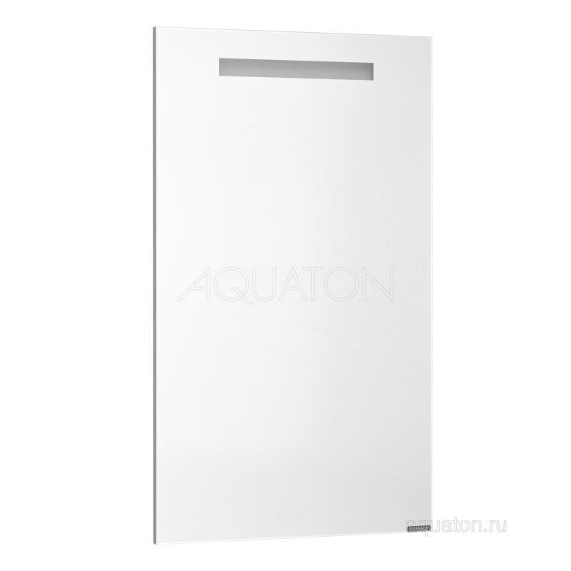 Зеркало Aquaton Йорк 50 со светильником 1A173002YO010