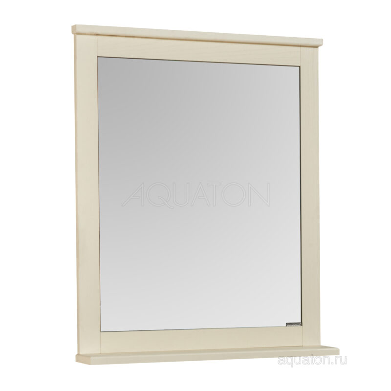 Зеркало Aquaton Леон 65 дуб бежевый 1A187102LBPR0