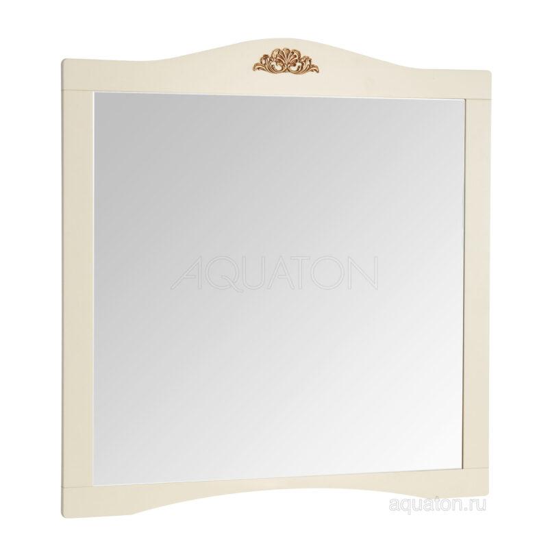 Зеркало Aquaton Версаль 100 слоновая кость 1A188102VSZA0