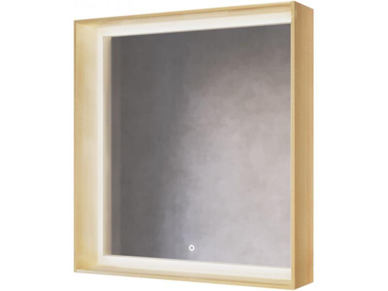 Зеркало Frame 75 Дуб сонома с подсветкой (сенсор) Fra.02.75/DS