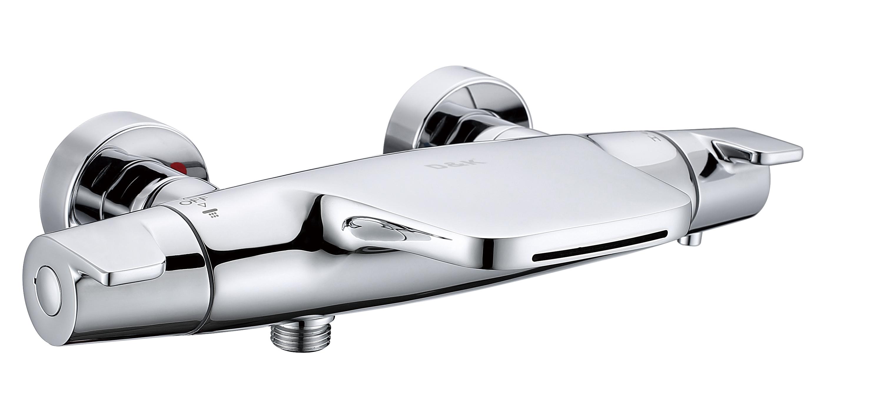 Термостат для ванны с душем D&K Bayern.Potsdam DA2143201 хром