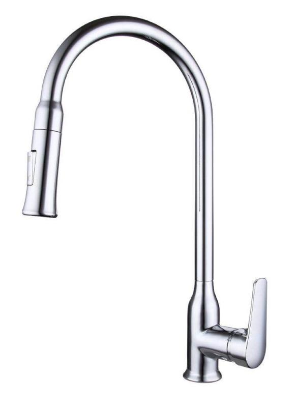 Смеситель для кухни BRAVAT Arden F7362395CP-ENG