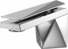 Смеситель для умывальника BRAVAT Diamond F118102C-ENG